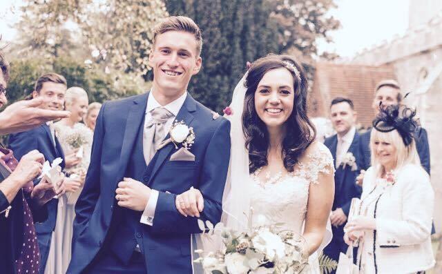 Matrimonio In Inglese : Matrimonio semplice lo stile inglese sposa la classe anna