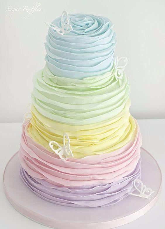 Exceptionnel Torte nuziali particolari: quando la dolcezza incontra lo stile  PB44