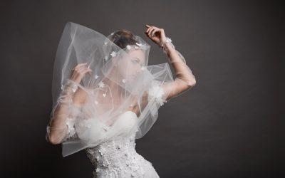 Veli da sposa, la tradizione celata dietro idee innovative