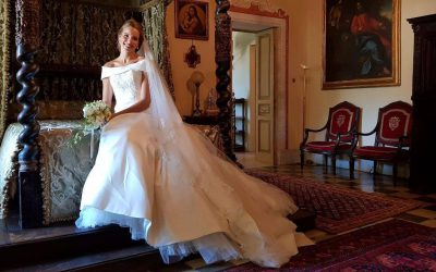 Abiti da sposa fatti a mano per ogni momento delle Nozze!