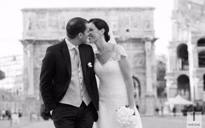 Matrimonio a Roma: quando la Capitale è la cornice di una storia d'amore