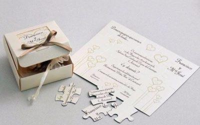 Partecipazioni matrimonio originali: come stupire i tuoi invitati?