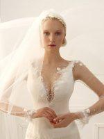 Alta Moda Sposa 2015: abiti da sposa con le maniche