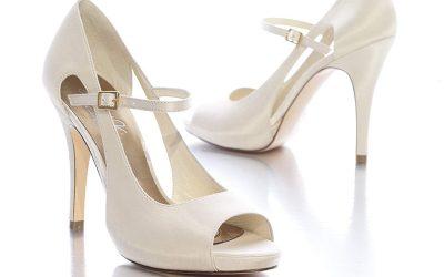 Scarpe da sposa, desiderio e tentazione