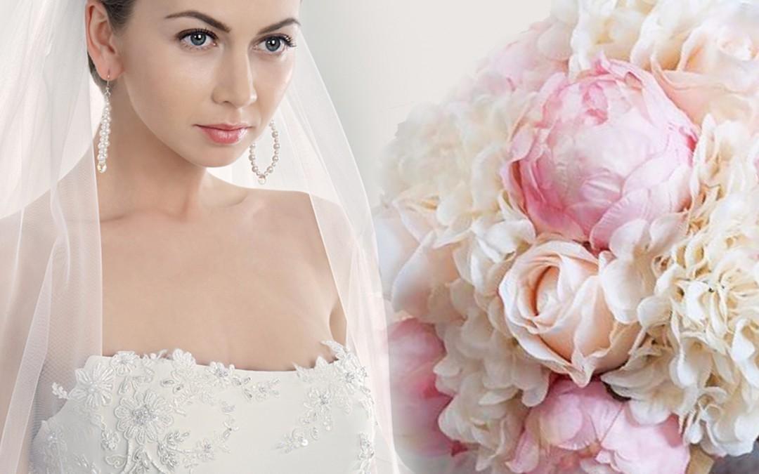 Come scegliere il Bouquet da sposa più adatto al tuo vestito?