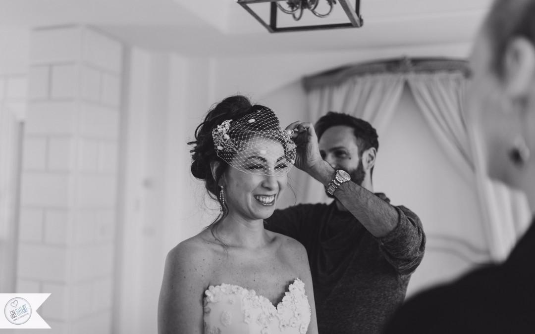Salvino Palmieri, acconciature da sposa sempre al passo con i Trend!