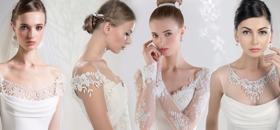 Come scegliere l'abito da sposa in base alla stagione?