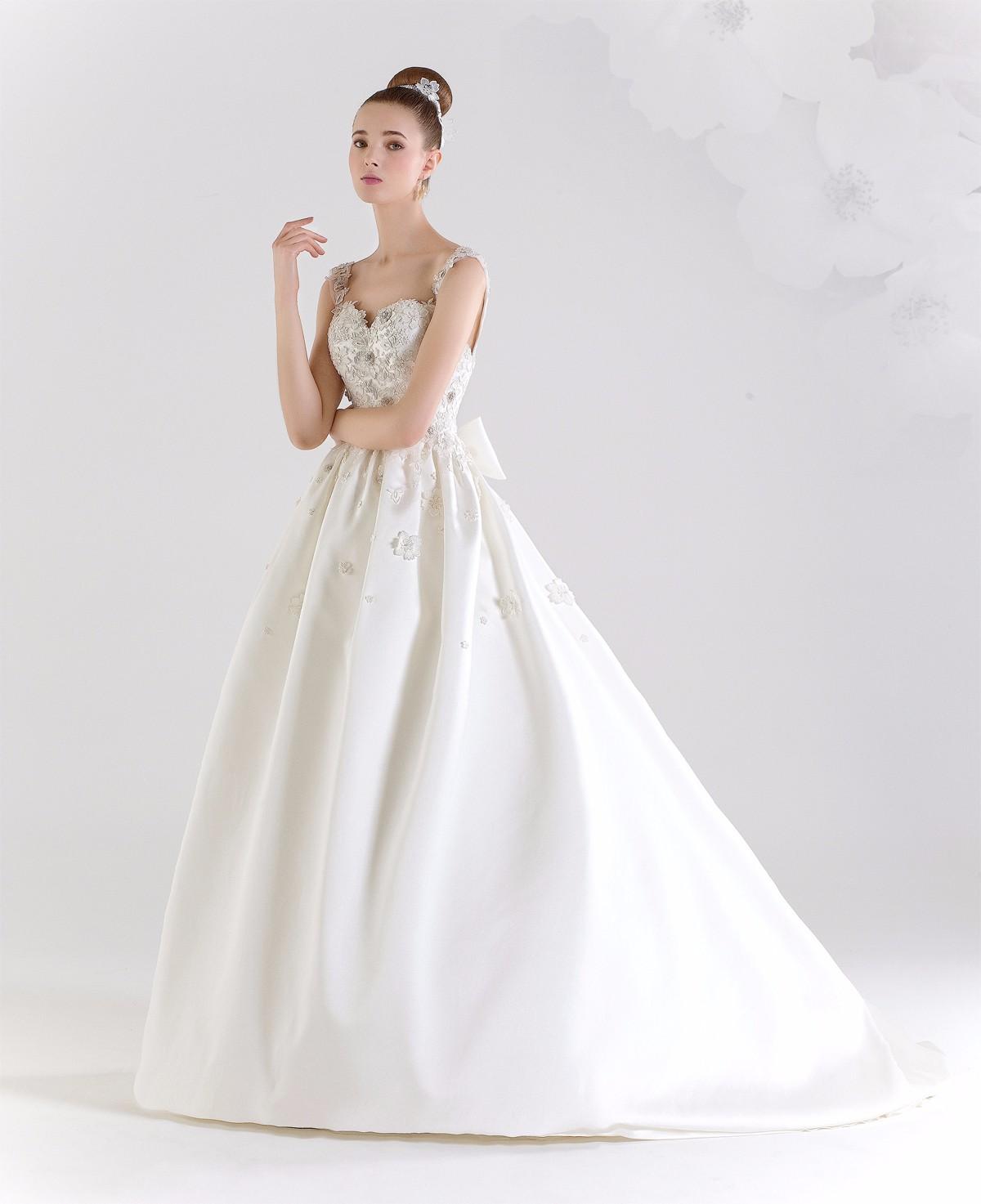7b3ad4a774ae abito da sposa romantico - Abiti da sposa Roma - Anna Tumas Atelier