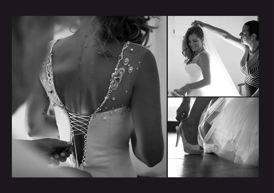 Atelier sposa: dietro le quinte di un sogno firmato Anna Tumas