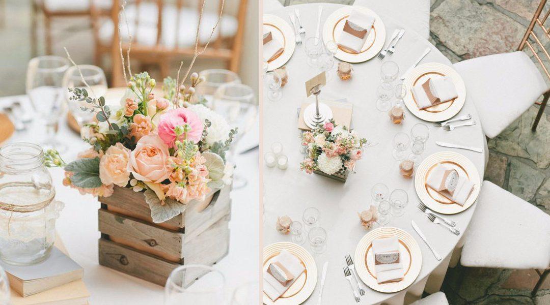 Matrimonio color pesca: naturalezza ed eleganza per il tuo grande giorno!