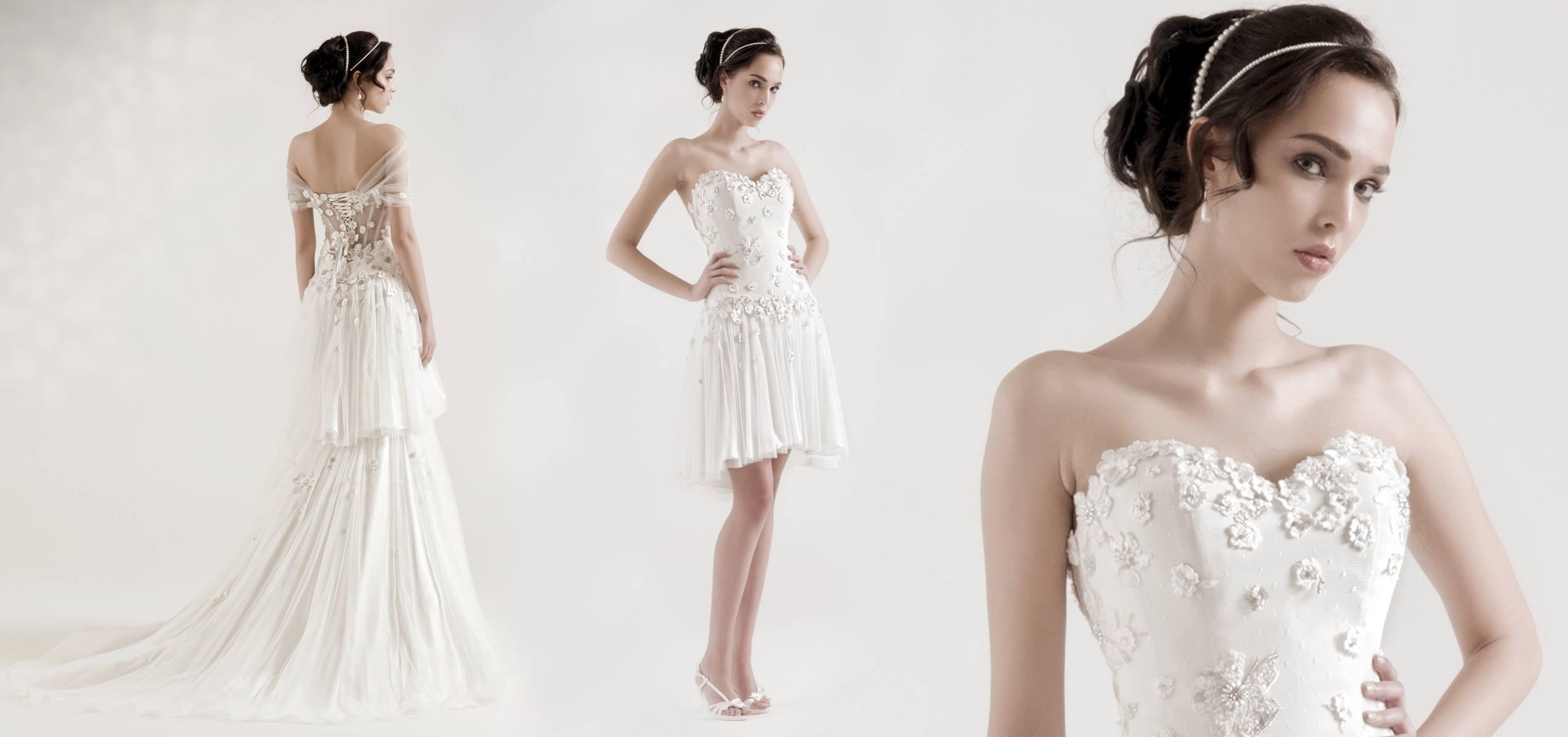 2e71250e4944d Vestiti da sposa semplici