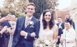 Matrimonio semplice: lo stile inglese sposa la classe Anna Tumas