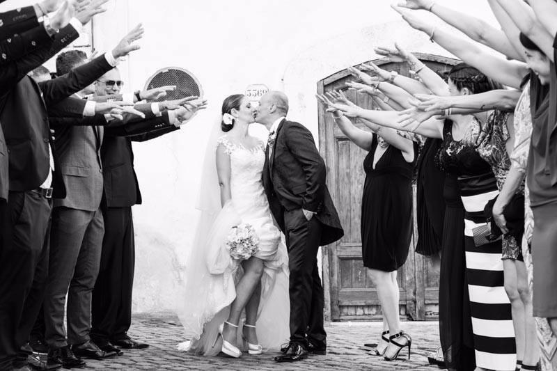 cosa dice il galateo del matrimonio