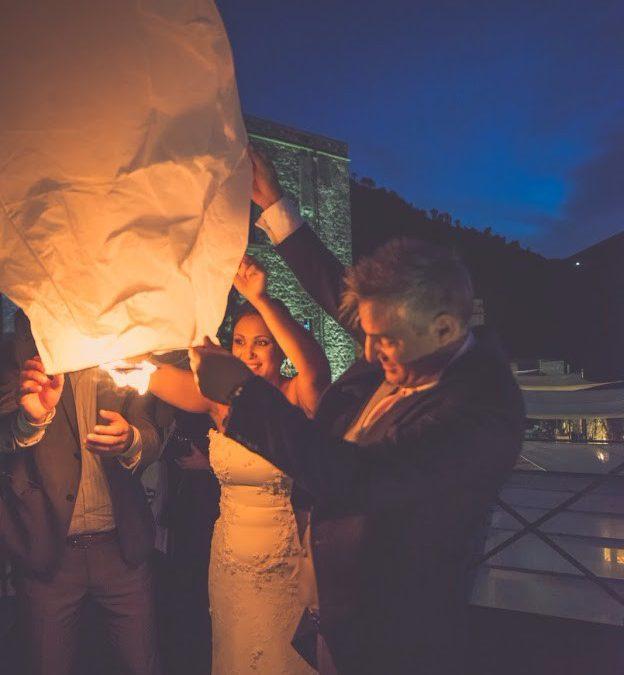 Addobbi per matrimonio: dai luce al tuo evento con le lanterne!