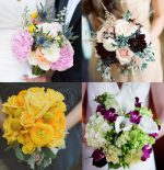 Bouquet sposa colorati: idee per l'estate!