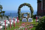 Arco matrimonio: quando le nozze diventano un film!