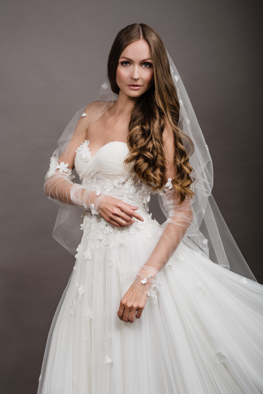 522a3e9af1ae Veli da sposa  la tradizione celata dietro idee innovative!
