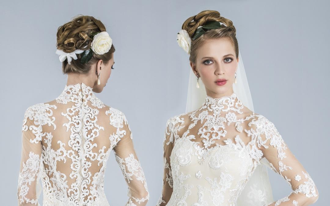 Abiti da sposa 2018: lasciati conquistare dalla delicatezza di Aurore!