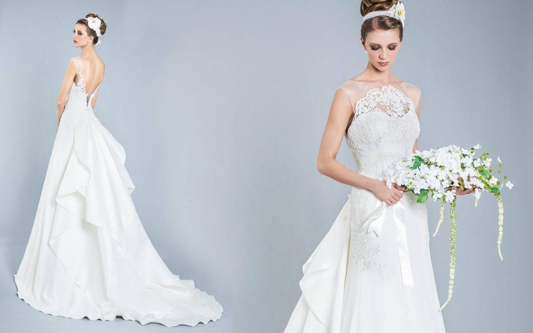 Scelto per te: abito da sposa scivolato con schiena scoperta