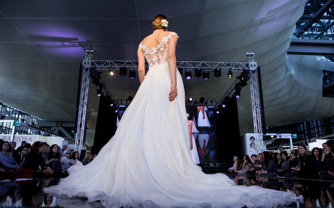 abiti da sposa di tendenza