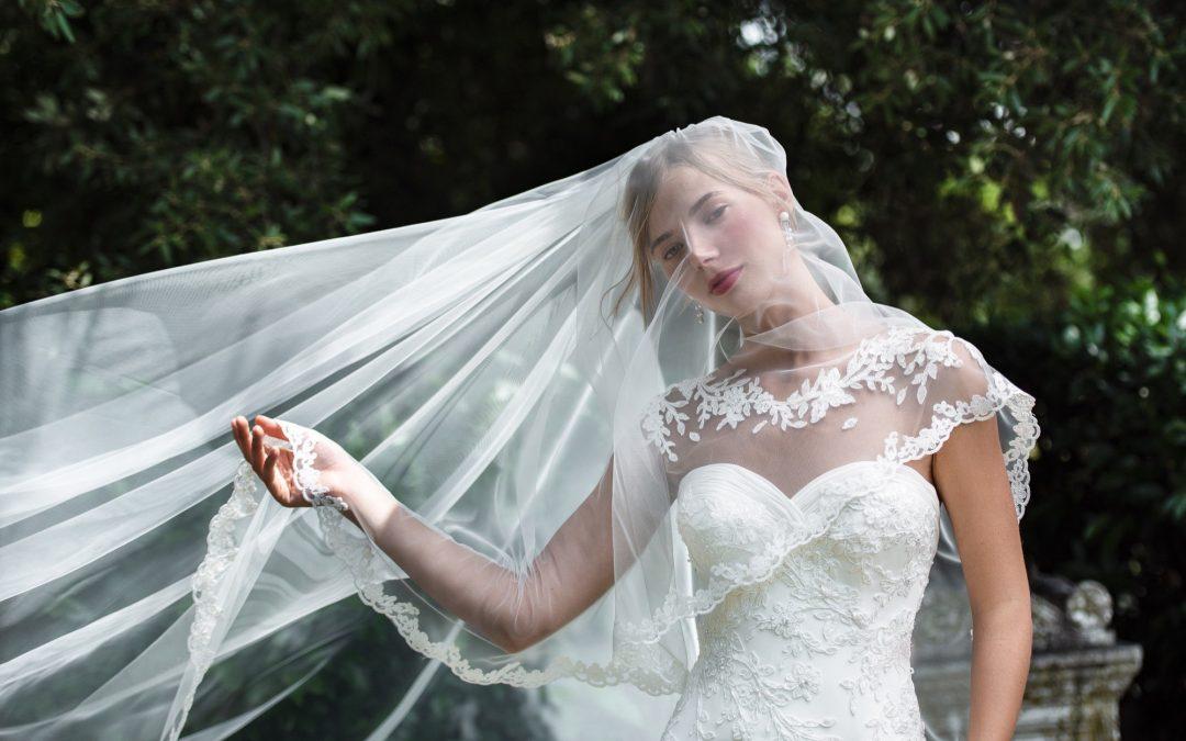 Collezione sposa 2019: cosa indossare per un outfit di tendenza?