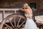 Abiti da sposa con schiena scoperta: quando la sensualità è tendenza!