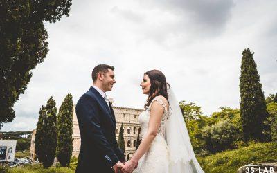 Matrimonio raffinato: una storia da serie TV nel cuore di Roma!