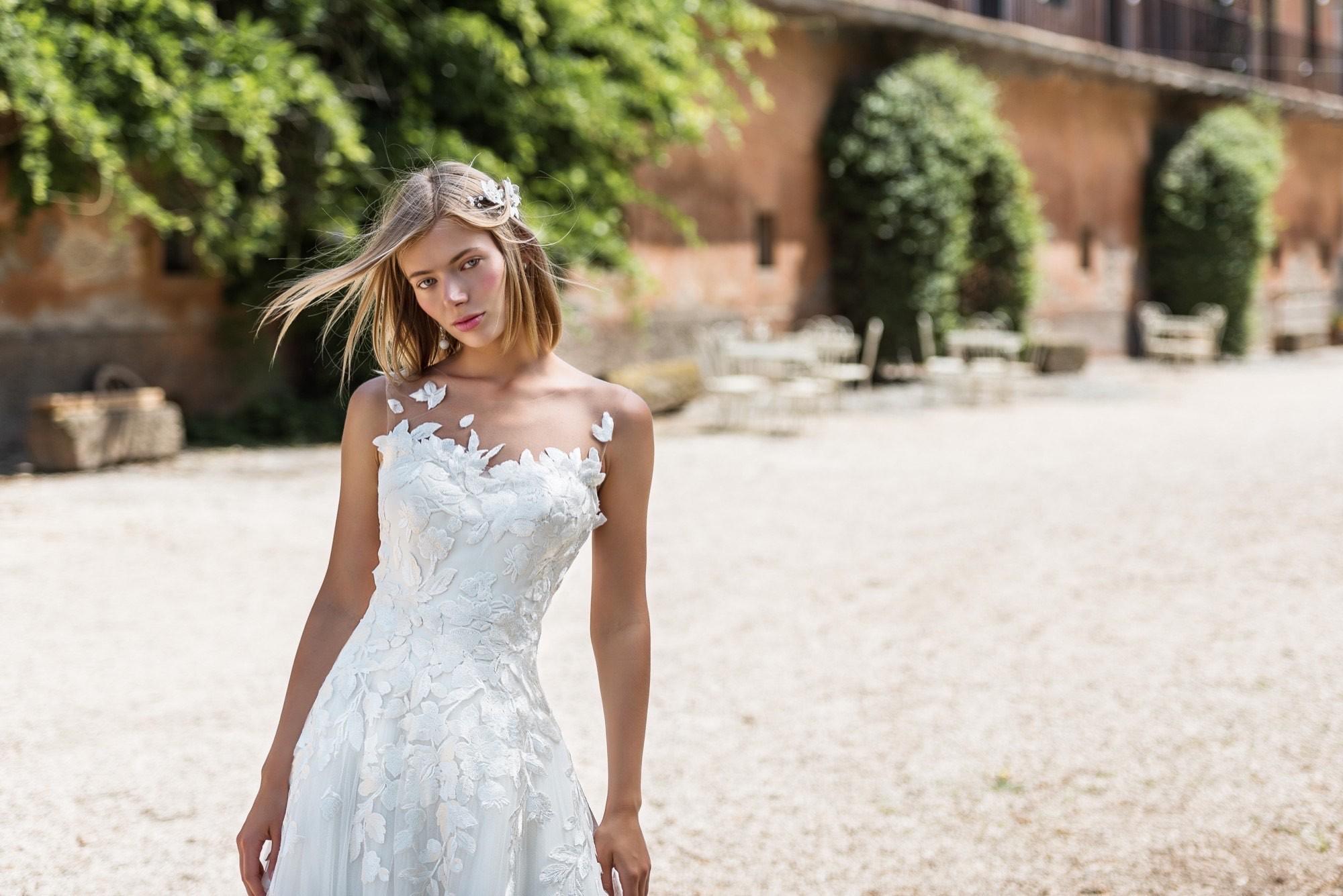 85ed0da673eb Abiti da sposa Roma - Abiti da sposa Roma - Anna Tumas Atelier