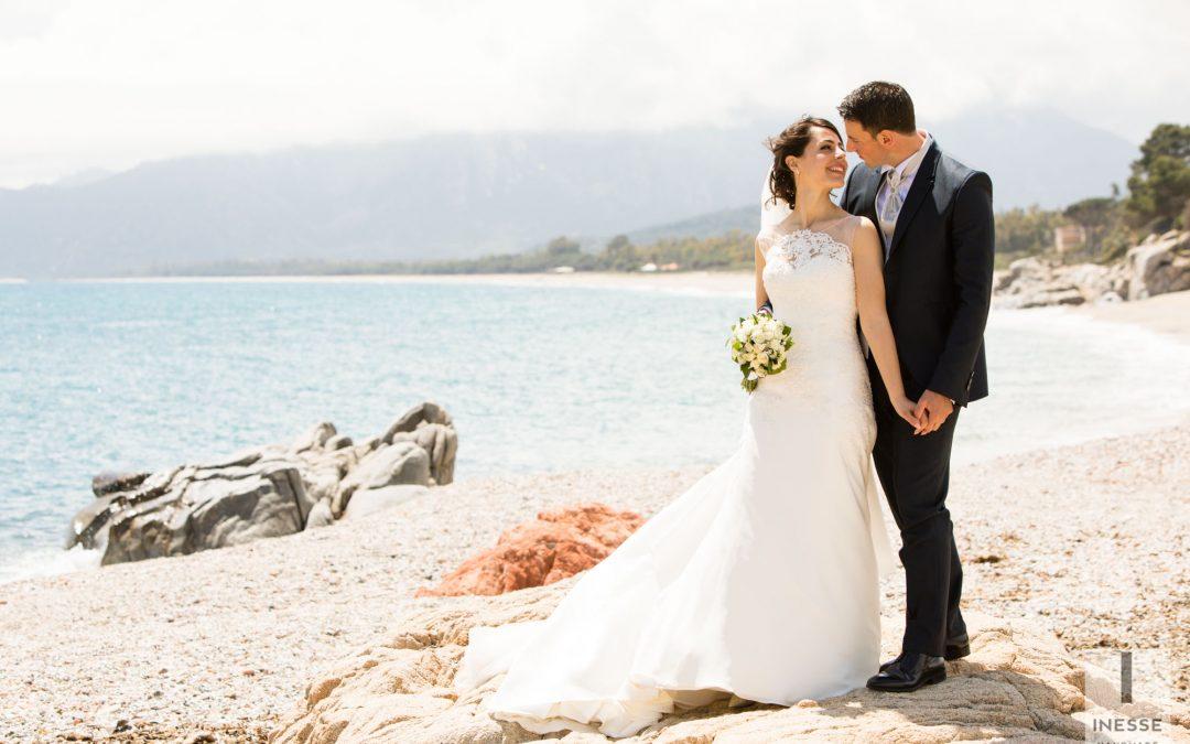 Matrimonio a tema mare: il racconto delle nozze da favola di Francesca