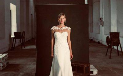 Scelto per te: abito da sposa scivolato con scollo trasformabile