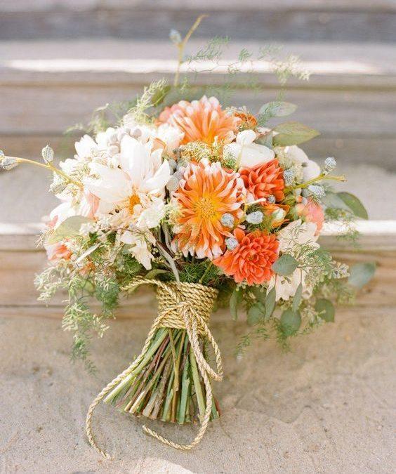 Bouquet Sposa Fiori Campo.Bouquet Da Sposa Particolari Esalta Il Tuo Stile Con Una