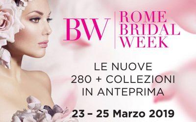 Rome Bridal Week: l'arte Anna Tumas verso il 2020!