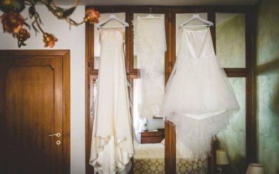 Come scegliere l'abito da sposa? 3 consigli per iniziare a sognare!