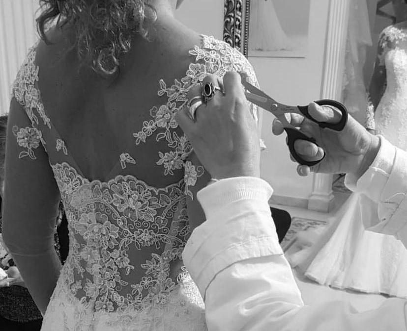 Atelier sposa a Roma: candide emozioni da indossare!
