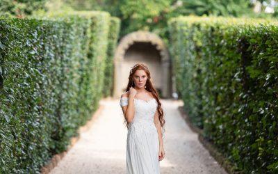 Abiti da sposa 2020: la classe di Gemma svelata da un esclusivo shooting!